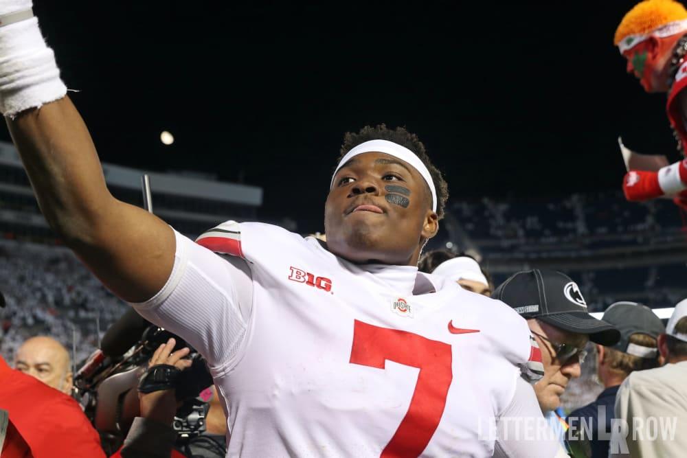 Dwayne Haskins-Ohio State-Buckeyes-Ohio State quarterback-records