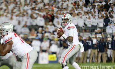 Dwayne Haskins-Ohio State-Buckeyes-Ohio State Buckeyes