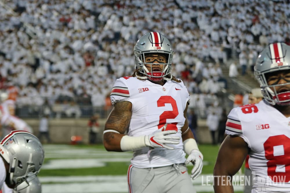 chase young ohio state-chase young football-chase young buckeyes-chase young defensive end