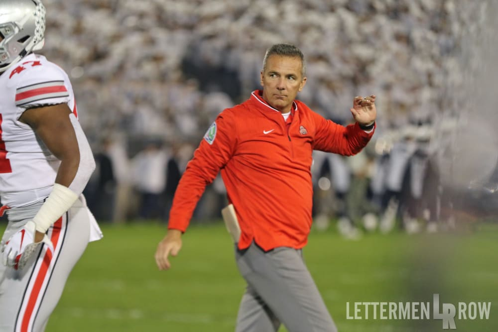 Urban Meyer-Ohio State-Ohio State Buckeyes-Ohio State football