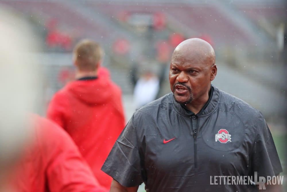 larry johnson ohio state-larry johnson buckeyes-larry johnson football coach-larry johnson defensive line