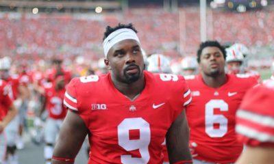 Jashon Cornell-Ohio State-Buckeyes-Ohio State football-Ohio State Buckeyes