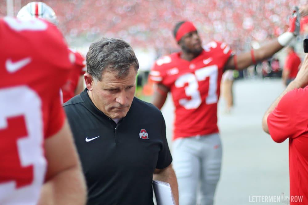 Ohio State-Greg Schiano-Buckeyes-Ohio State football