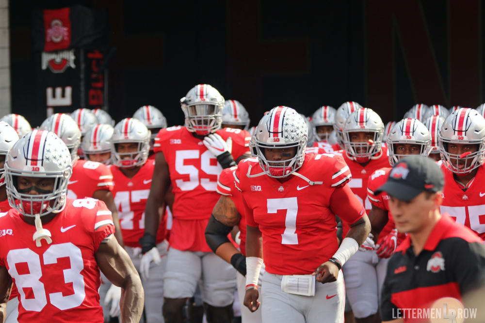 ohio state football-buckeyes football 2018-dwayne haskins ohio state-ohio state football