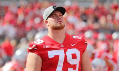 Brady Taylor-Ohio State-Buckeyes-Ohio State football