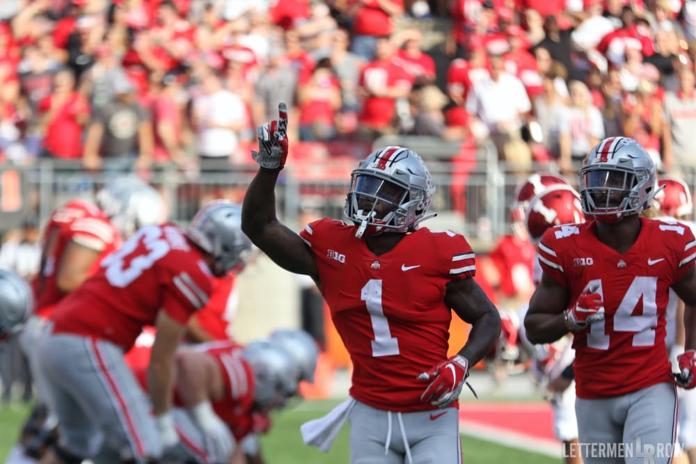 Johnnie Dixon-Ohio State-Buckeyes-Ohio State Buckeyes-Ohio State football