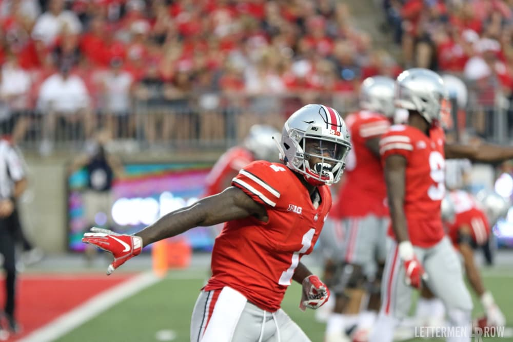 Johnnie Dixon-Ohio State-Ohio State football-Buckeyes