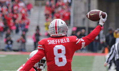 Kendall Sheffield-Ohio State-Buckeyes-Ohio State football-Minnesota