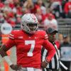 Dwayne Haskins-Buckeyes-Ohio State football-Ohio State