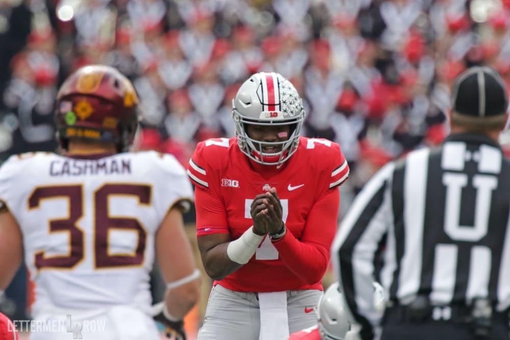 Ohio State-Buckeyes-NFL Draft-Dwayne Haskins