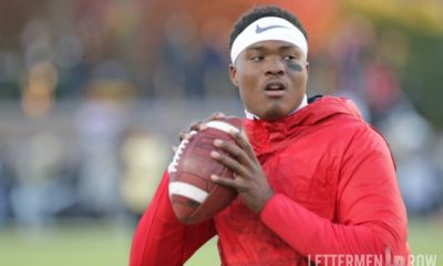 Dwayne Haskins-Ohio State football-Ohio State Buckeyes-Washington Huskies-Rose Bowl-Ohio State-Buckeyes