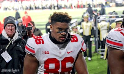 Ohio State-Buckeyes-Dre'Mont Jones-Ohio State football