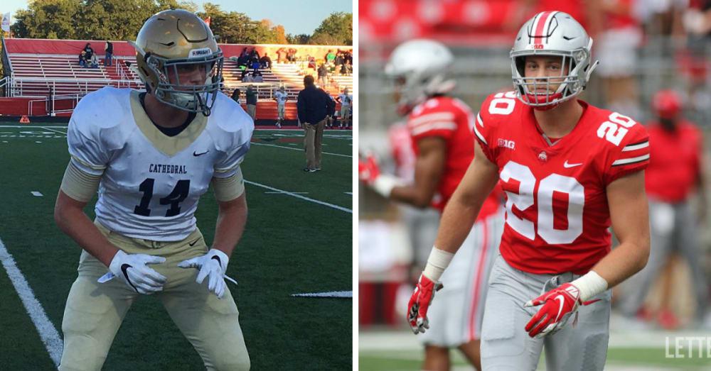 Pete Werner-Ohio State-Buckeyes-Ohio State football-linebacker