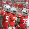 ohio state football-buckiq-offensive line