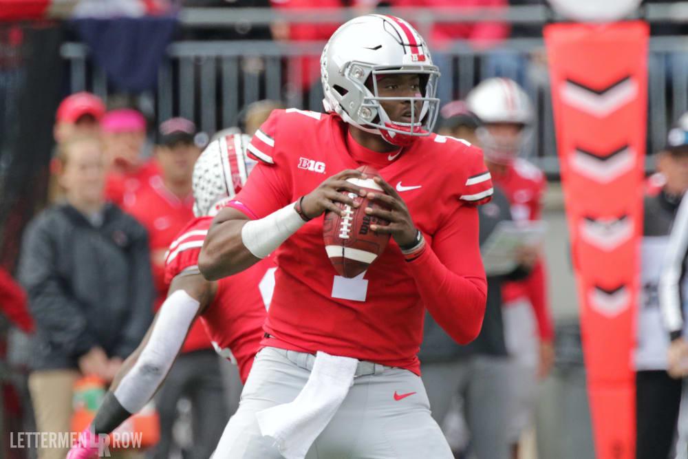 Dwayne Haskins-Ohio State-Buckeyes-Ohio State Football-College Football Playoff