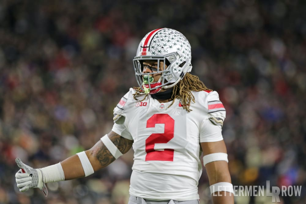 Ohio State Chase Young In Line For Record Setting Season With Buckeyes