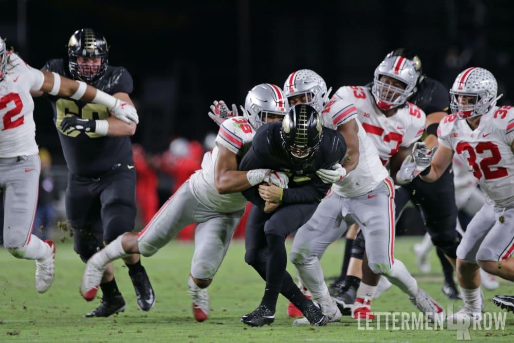 Ohio State-Malik Harrison-Jonathon Cooper-Buckeyes-Ohio State football-Big Ten championship