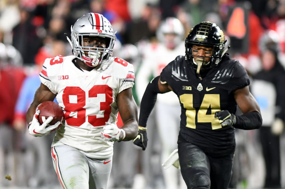 Ohio State-Terry McLaurin-Buckeyes-Ohio State football