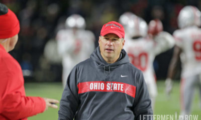 Mickey Marotti-Ohio State-Buckeyes-Ohio State football