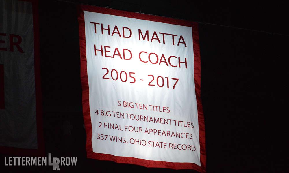 Thad Matta-Ohio State-Buckeyes-Ohio State basketball