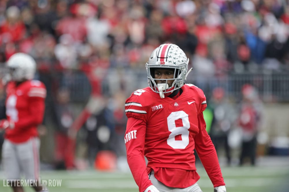 Kendall Sheffield-Ohio State-Buckeyes-Ohio State football