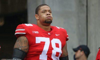 Demetrius Knox-Ohio State-Buckeyes-Ohio State football