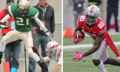 Parris Campbell-St. Vincent St. Mary-Ohio State-Buckeyes-Ohio State football