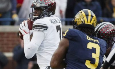 Dwayne Haskins-Ohio State-Buckeyes-Ohio State football- Michigan-Wolverines-The Game