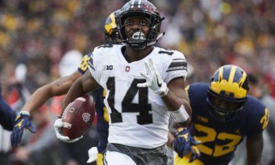 K.J. Hill-Ohio State-Buckeyes-Michigan Wolverines-Ohio State football