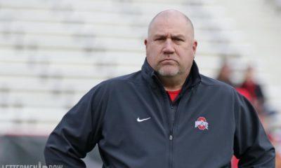 Ohio State football-buckeyes-greg studrawa-ohio state greg studrawa-ohio state buckeyes