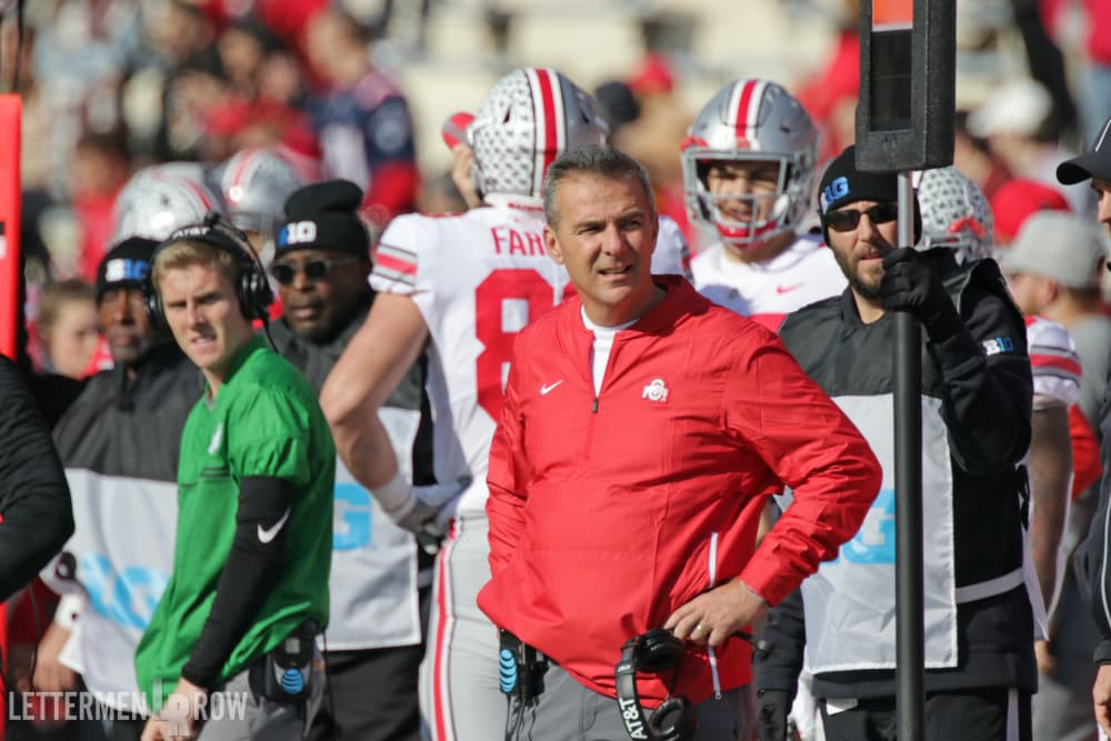 Ohio State-Urban Meyer-Buckeyes-Ohio State football