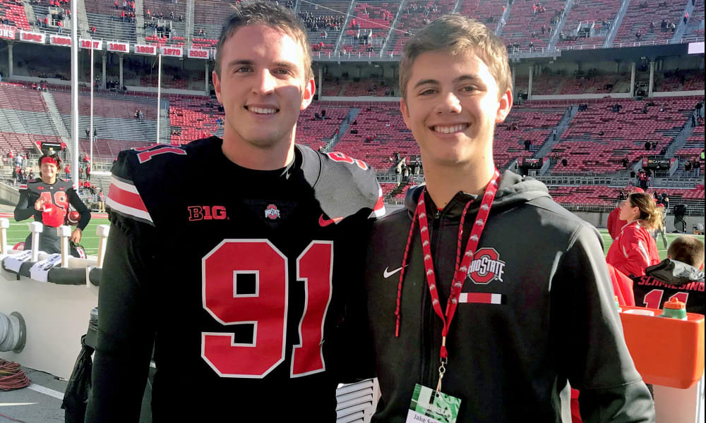 jake seibert football-jake seibert kicker-jake seibert cincinnati-jake seibert ohio state