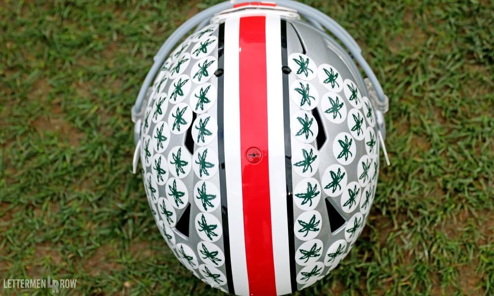 ohio state buckeyes-ohio state helmet-ohio state buckeyes football