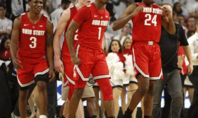 Ohio State-Luther Muhammad-Andre Wesson-C.J. Jackson-Buckeyes-Ohio State basketball