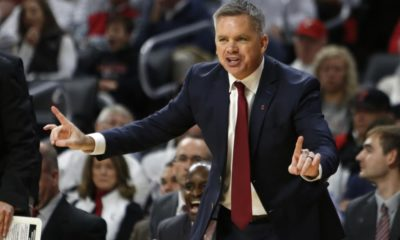 Chris Holtmann-Ohio State-Buckeyes-Ohio State Basketball