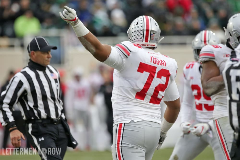 Ohio State-Tommy Togiai-Buckeyes-Ohio State football