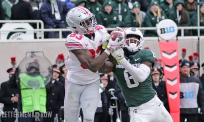 ohio state-buckeyes-michigan state-spartans-depth chart