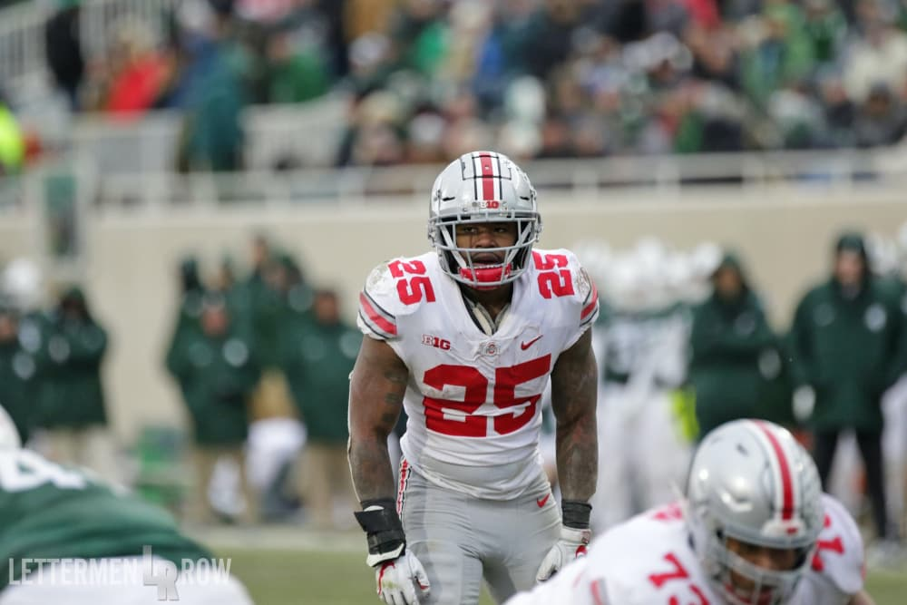 Mike Weber-Ohio State-Buckeyes-Ohio State football