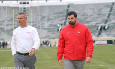Ryan Day-Urban Meyer-Ohio State-Buckeyes-Ohio State football