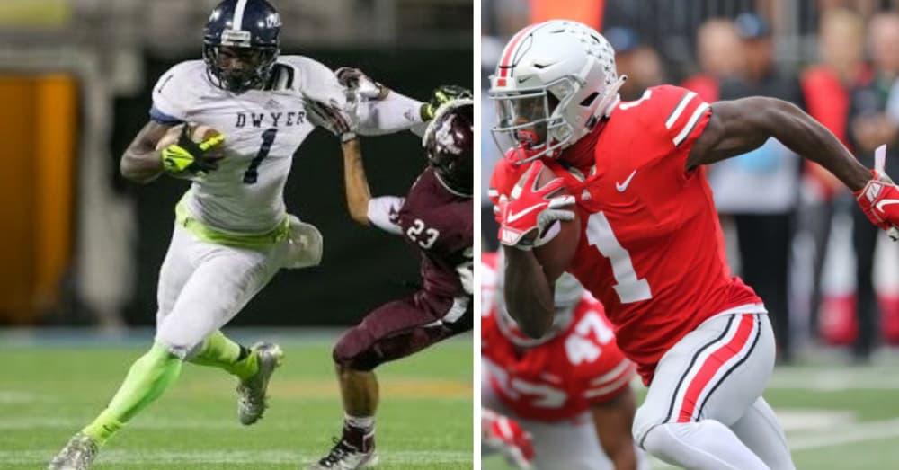 Johnnie Dixon-Ohio State-Dwyer-Ohio State football-Buckeyes