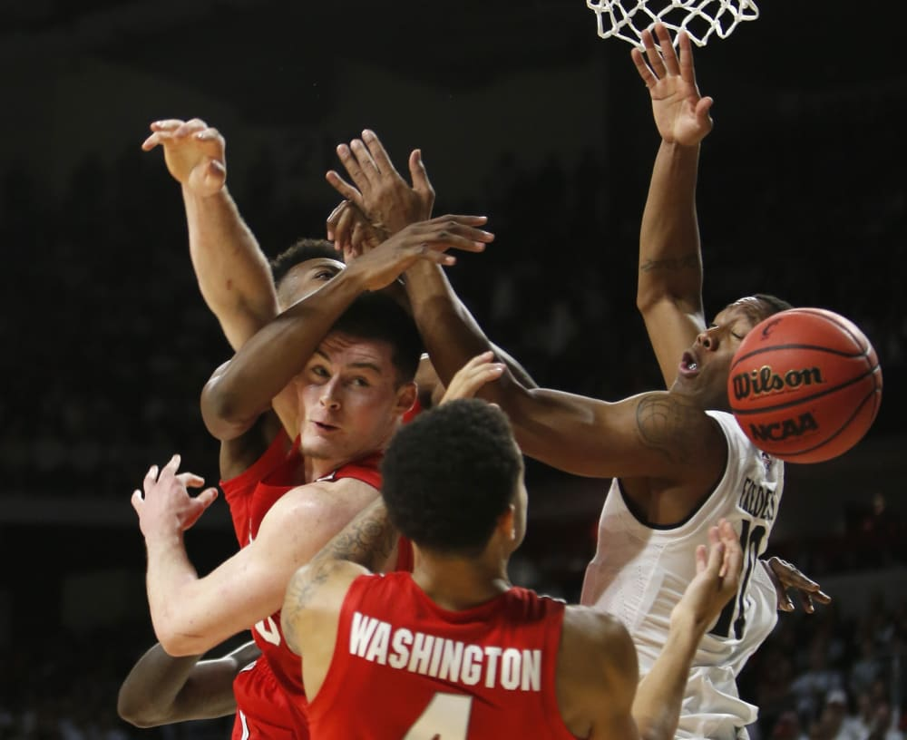 Ohio State-Buckeyes-Kyle Young-Ohio State Basketball