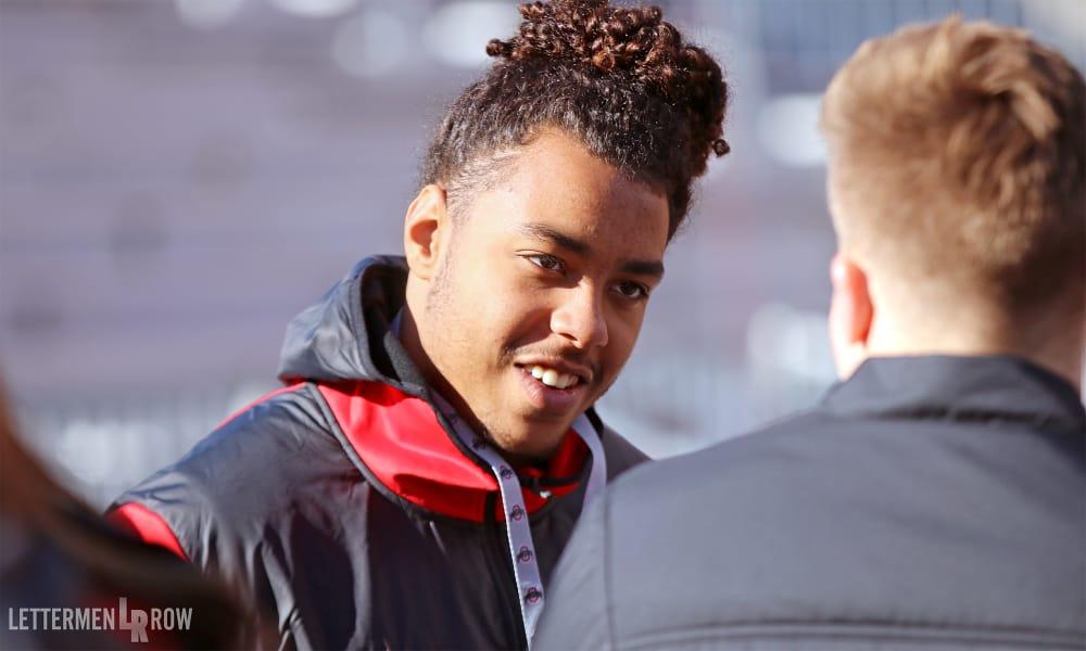 Marcus Crowley-Ohio State-Buckeyes-Ohio State football