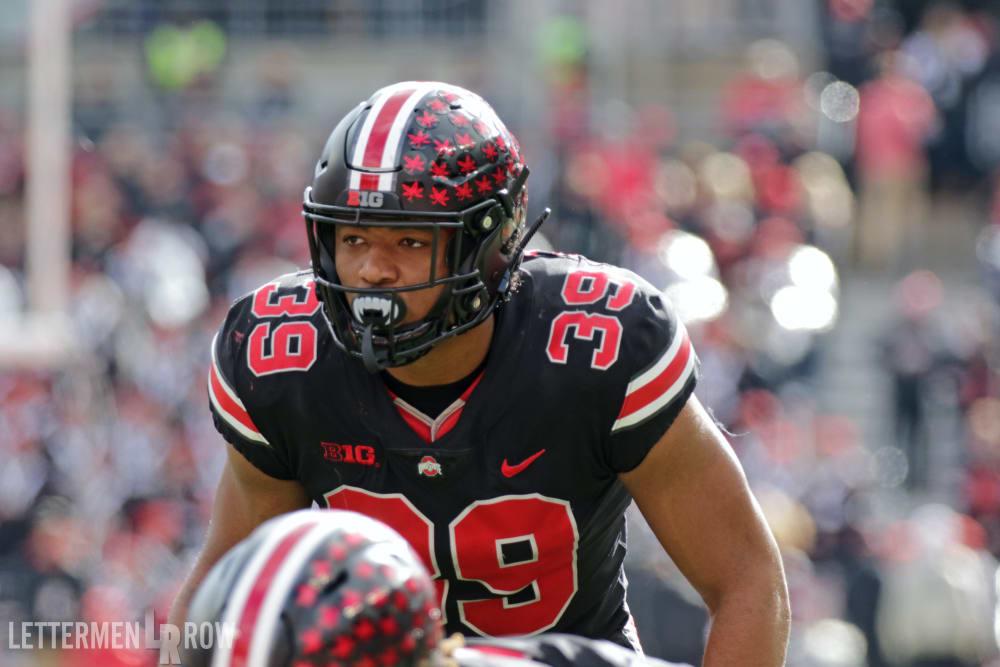Malik Harrison-Ohio State-Buckeyes-Ohio State football