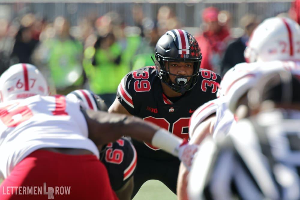 Ohio State-Buckeyes-Ohio State football-Malik Harrison