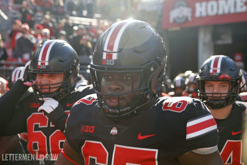 Robert Landers-Ohio State-Buckeyes-Ohio State football