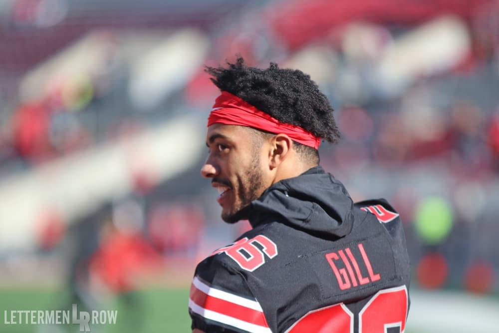 Jaelen Gill-Ohio State-Buckeyes-Ohio State football