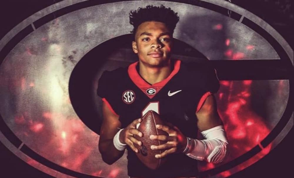 Justin Fields-Justin Fields transfer-Justin Fields Ohio State-Ohio State football-Ohio State Buckeyes-Ohio State-Buckeyes-Ohio State recruiting-early signing period