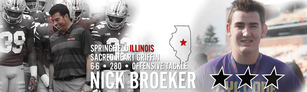 nick broeker football-nick broeker recruit-nick broeker illinois-nick broeker ohio state