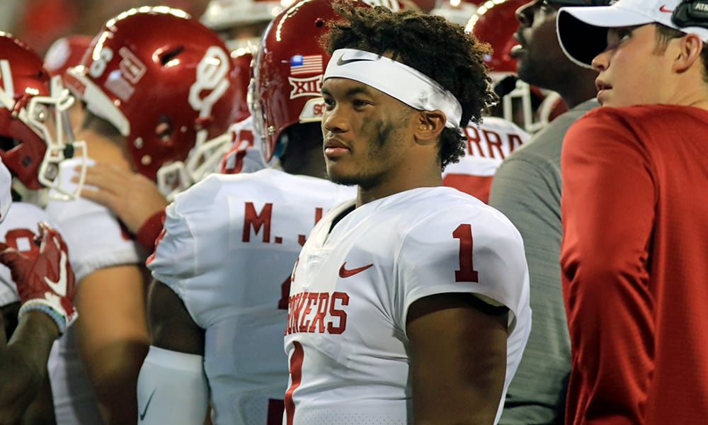 kyler murray-oklahoma-kyler murray heisman