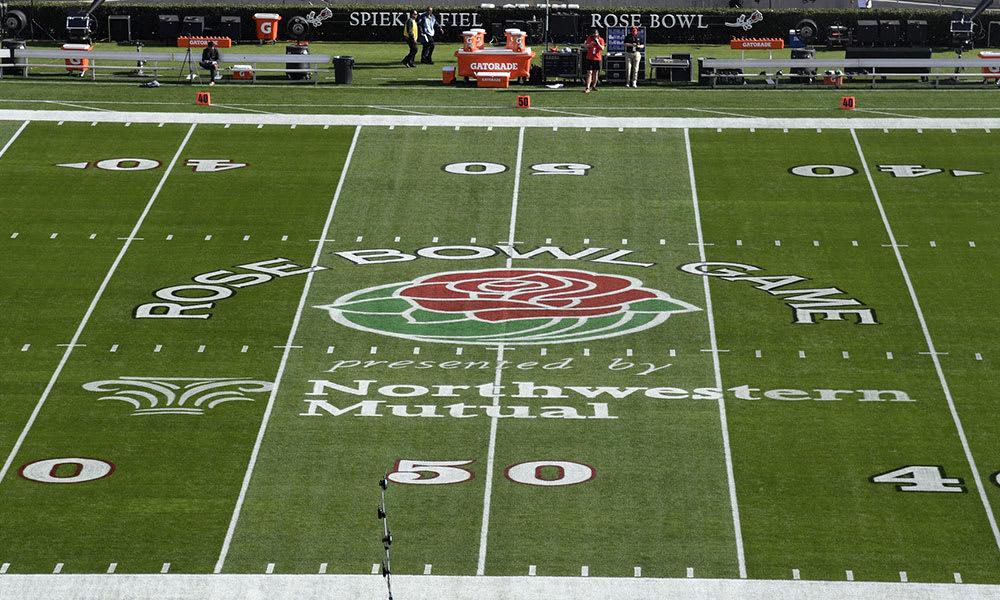 Ohio State-Buckeyes-Rose Bowl
